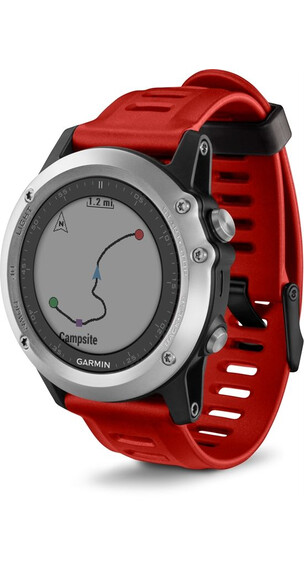 Garmin Fenix 3 Performer Bundle Silver